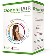 DonnaHAIR 120 Capsules - Dietary Supplement