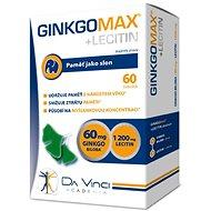 GinkgoMAX + Lecitin Da Vinci Academia tob.60 - Ginkgo biloba