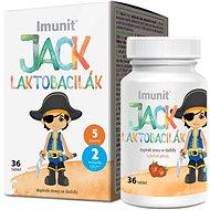 Laktobacily JACK LAKTOBACILÁK IMUNIT tbl.36 - Probiotika