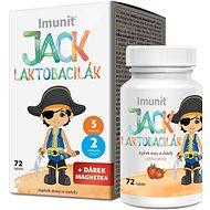 Laktobacily JACK LAKTOBACILÁK IMUNIT tbl.72 - Probiotika