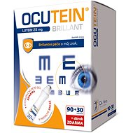 Ocutein Brillant Lutein 25mgDaVinci 90+30 Capsules + Gift - Lutein