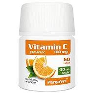 PargaVit Vitamin C pomeranč tbl.90 - Doplněk stravy