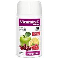 PargaVit Vitamin C Mix Plus tbl.120
