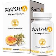 REISHIA 800mg EXtractum  60 Capsules - Reishi