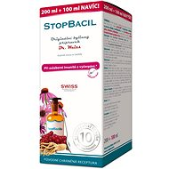 STOPBACIL Dr. Weiss 200+100ml Extra - Herbal Syrup