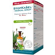 Dr. Weiss STOP COUGH Syrup 100+50ml Extra - Medical Device