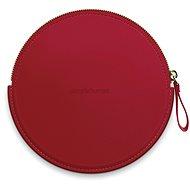 Simplehuman Sensor Compact Zip Case červené pouzdro se zipem pro kapesní zrcátka ST9004 - Cestovní pouzdro