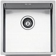 SINKS BOX 450 RO 1,0mm - Nerezový dřez