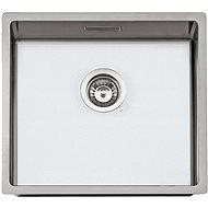SINKS BOX 500 RO 1,0mm - Nerezový dřez
