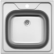 SINKS CLASSIC 480 M 0,6mm Matt - Stainless Steel Sink