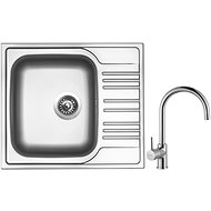 SINKS STAR 580 V + VITALIA - Set