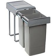 SINKS koš MEGA 45 2x26 l - Odpadkový koš