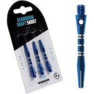Windson Aluminium Shaft Short Blue 40mm - Násadky