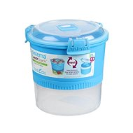 Sistema Lunch Stack To Go Blue Online 965ml (3) - Dóza