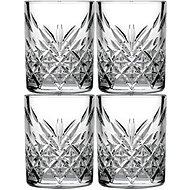 PASABAHCE Sklenice na destiláty TIMELESS 60ml 4ks - Sada sklenic