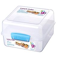 SISTEMA 1.4L Lunch Cube To Go, Blue Online Range - Snack box