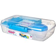 SISTEMA 1.76L Bento Box To Go — Blue Online Range - Snack box