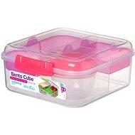 SISTEMA 1.25L Bento Cube To Go Pink Online Range