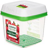 SISTEMA FreshWorks 1.5l Medium Square - Container