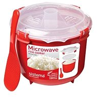 SISTEMA 2.6L Rice Steamer Microwave - Příslušenství