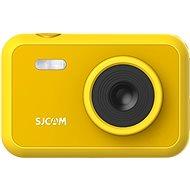 SJCAM F1 FunCam žlutá