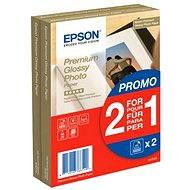 Epson Premium Glossy Photo 10x15cm 40 listů - Fotopapír