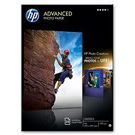 HP Advanced Glossy Photo Paper 10x15cm - Fotopapír