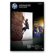 HP Advanced Photo Paper Glossy 10 x 15cm - Fotopapír