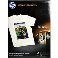HP C6050A na tričko - Fólie