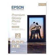 Epson Premium Glossy Photo 13x18cm 30 listů - Fotopapír