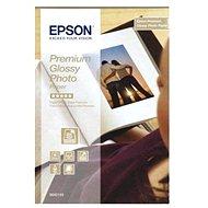 Epson Paper Premium Glossy Photo 10x15 40 listů - Fotopapír