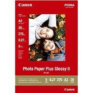Canon papíry PP-201 A3 lesklé - Fotopapír