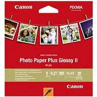 Canon PP-201 - Square 13x13cm (5x5inch) - Fotopapír
