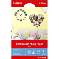 Canon Restickable Photo Paper RP-101 - Fotopapír