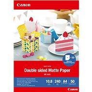 Canon Double Matte Photo Paper MP-101D A4 - Fotopapír