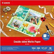 Canon Double Matte Photo Paper MP-101D 12x12 - Fotopapír