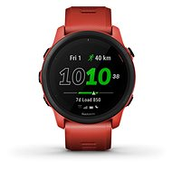 Garmin Forerunner 745 Music Red