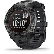 Garmin Instinct Solar Graphite Camo - Chytré hodinky