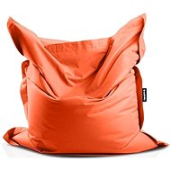 Kanafas Bean Bag Seat, Orange - Bean Bag