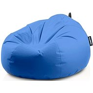 Turtle-shaped Bean Bag Seat, Cyan - Bean Bag