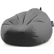 Turtle-shaped Bean Bag Seat, Grey - Bean Bag