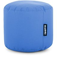 Bean Bag Stool, Cyan - Bean Bag