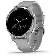 Garmin Vívoactive 4S Silver Gray - Chytré hodinky
