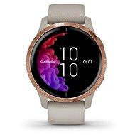 Garmin Venu RoseGold Sand - Chytré hodinky