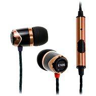 SoundMAGIC E10S zlatá - Sluchátka