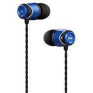 SoundMAGIC E10C modrá - Sluchátka s mikrofonem
