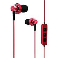 SoundMAGIC ES20BT červená - Sluchátka s mikrofonem