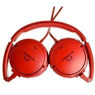 SoundMAGIC P21 červená - Sluchátka