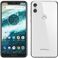 Motorola One Lite NFC bílá - Mobilní telefon