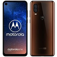 Motorola One Vision Bronze - Mobile Phone